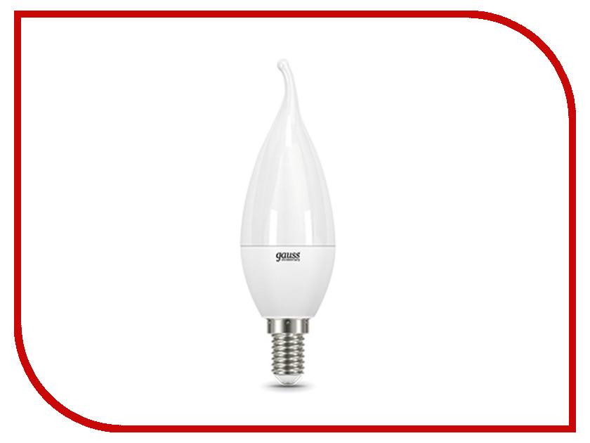 Лампочка Gauss Elementary Candle Tailed 6W E14 4100K 34126 стоимость