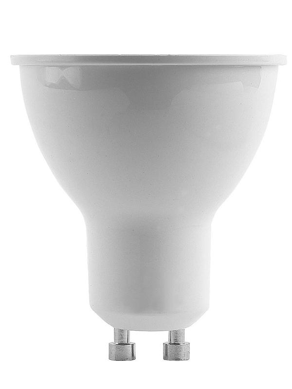 Лампочка Gauss Elementary MR16 GU10 5.5W 220V 2700К 430Lm Warm Light 13616