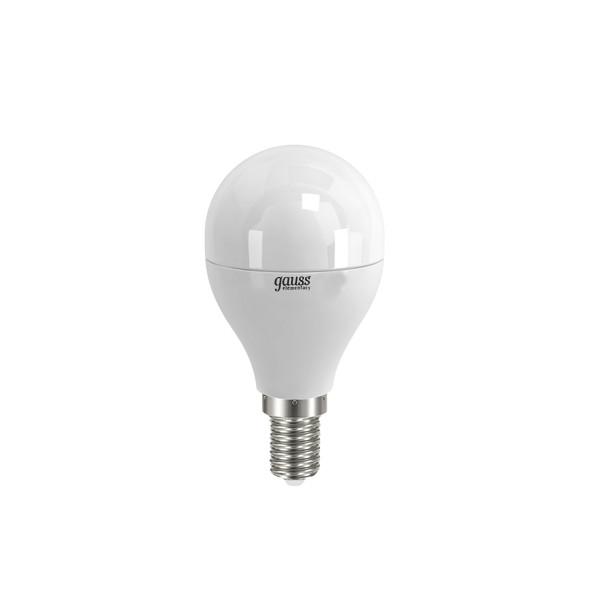 купить Лампочка Gauss Elementary Globe E14 10W 2700K 53110 по цене 137 рублей