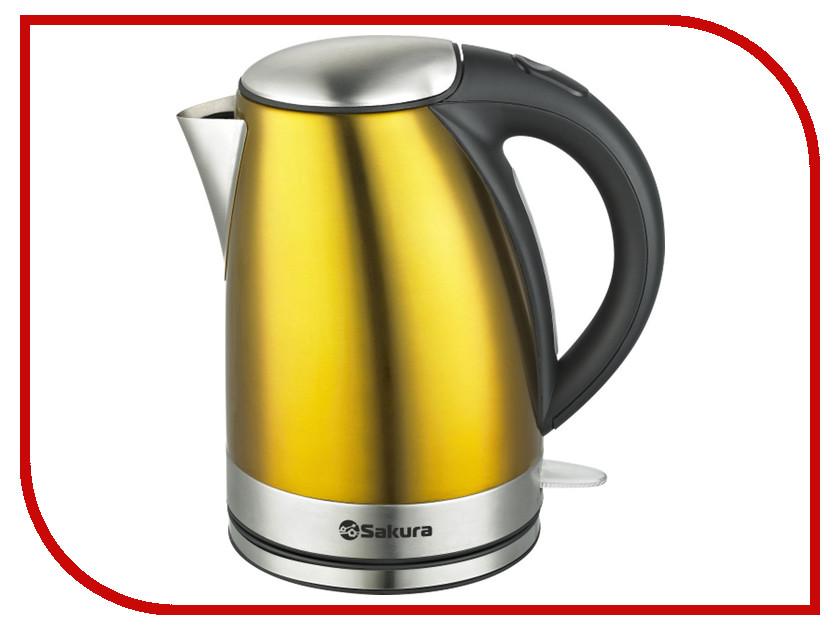 Чайник Sakura SA-2118G утюг sakura sa 3045sbl