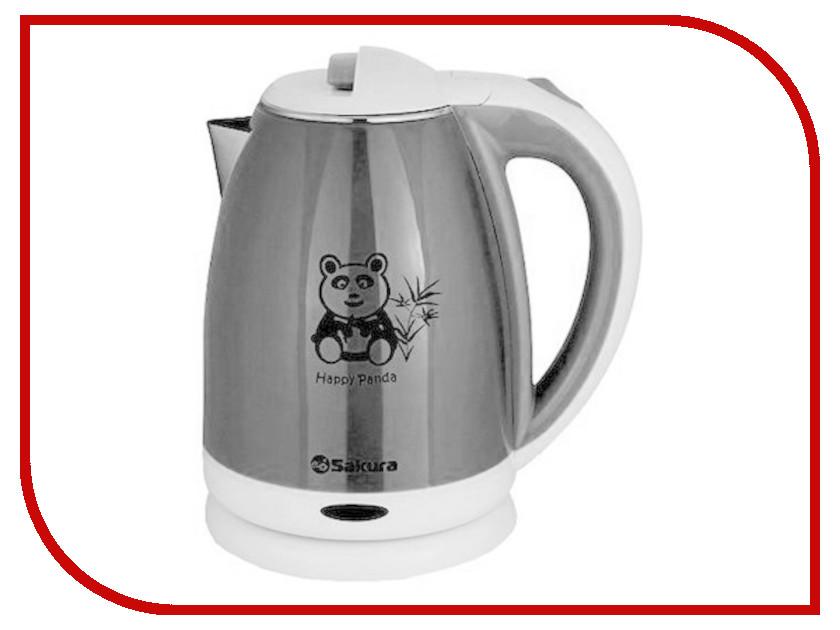 Чайник Sakura SA-2138BK стайлер sakura sa 4516gr