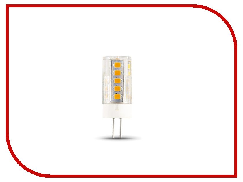 Лампочка Gauss LED 4W G4 12V 4100K 207307204