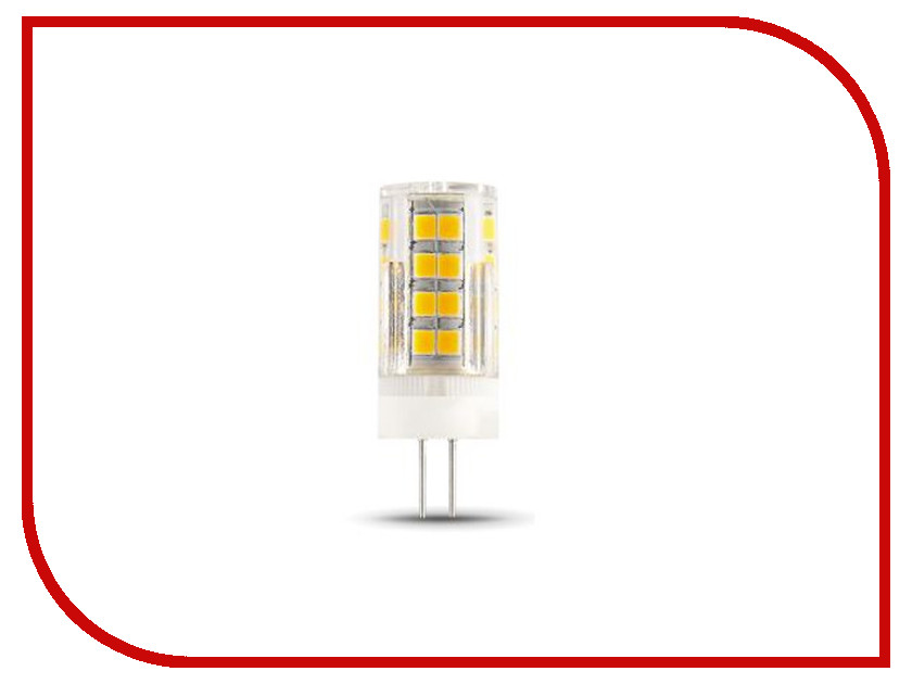 Лампочка Gauss LED 4W G4 AC185-265V 4100K 107307204