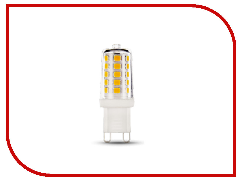 Лампочка Gauss LED 4W G9 AC185-265V 4100K 107309204