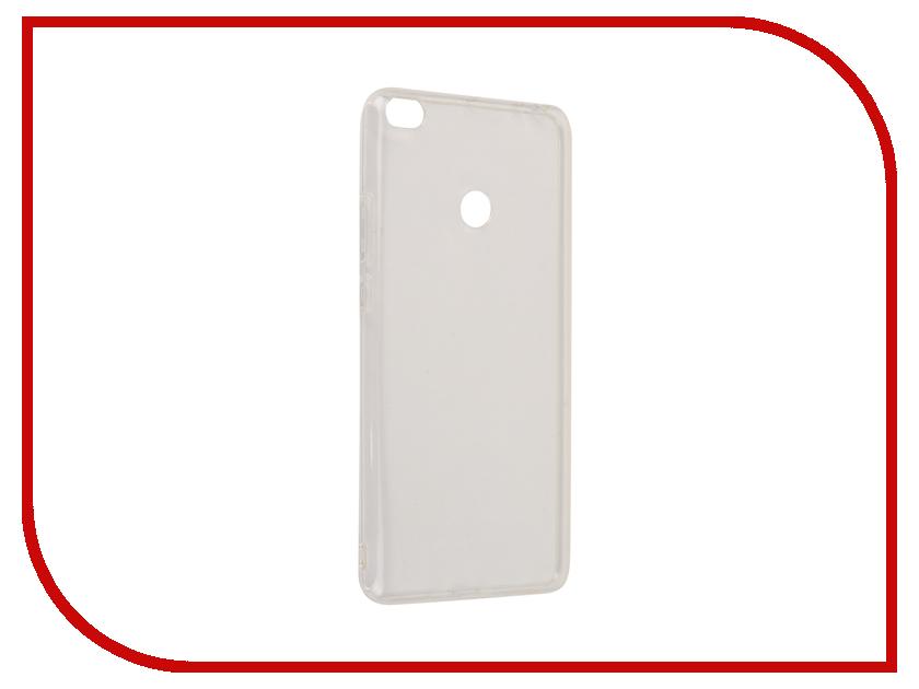 Аксессуар Чехол Xiaomi Mi Max 2 DF Silicone xiCase-17