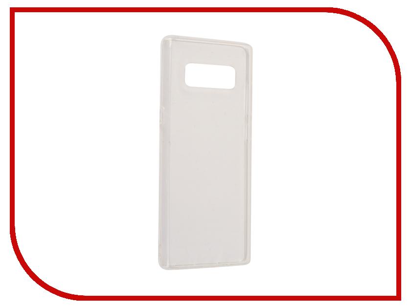 цена на Аксессуар Чехол Samsung Galaxy Note 8DF Silicone sCase-53