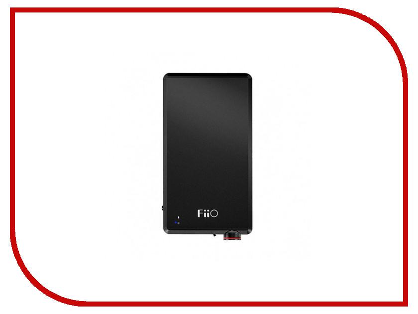 Усилитель Fiio A5 Black усилитель для наушников fiio btr1 black