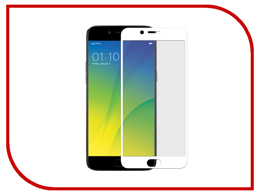 Аксессуар Защитное стекло Huawei Ascend P10 2017 Ainy Full Screen Cover 0.33mm White huawei e3372h 153 white