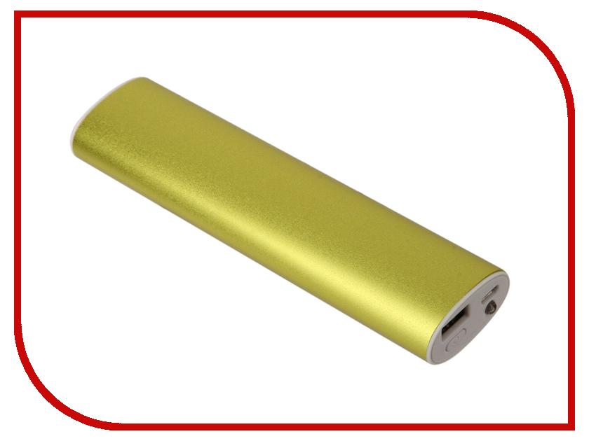 Аккумулятор Aksberry S-10400B / S-10000B 10400mAh Green