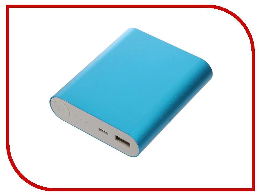 Аккумулятор Aksberry S-8000BU 8000mAh Blue