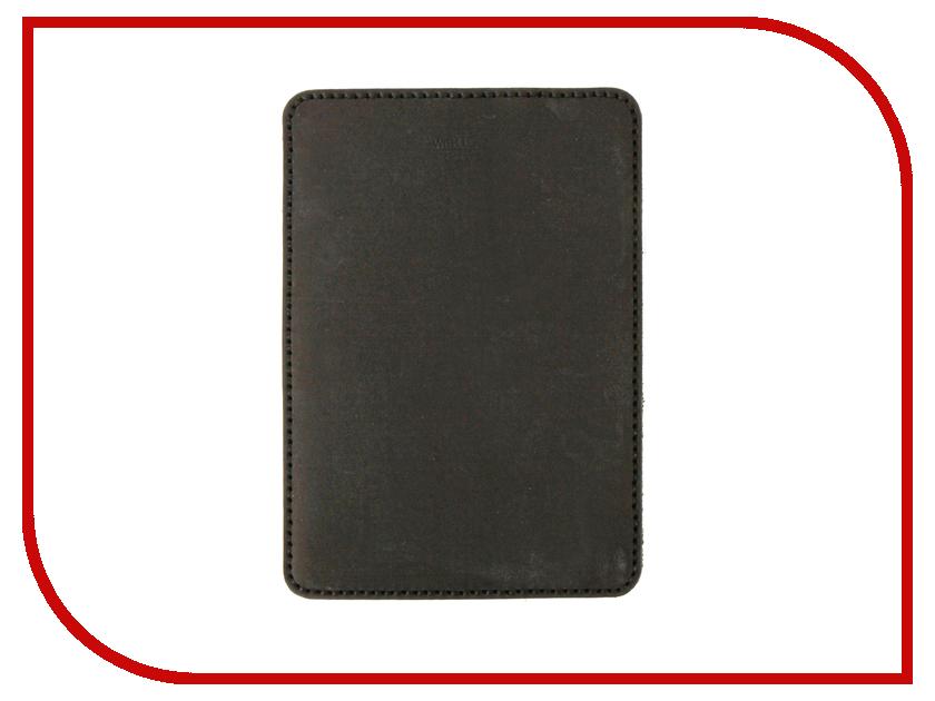 Аксессуар Чехол Apple iPad Mini 4 With Love. Moscow кожаный Black 10240