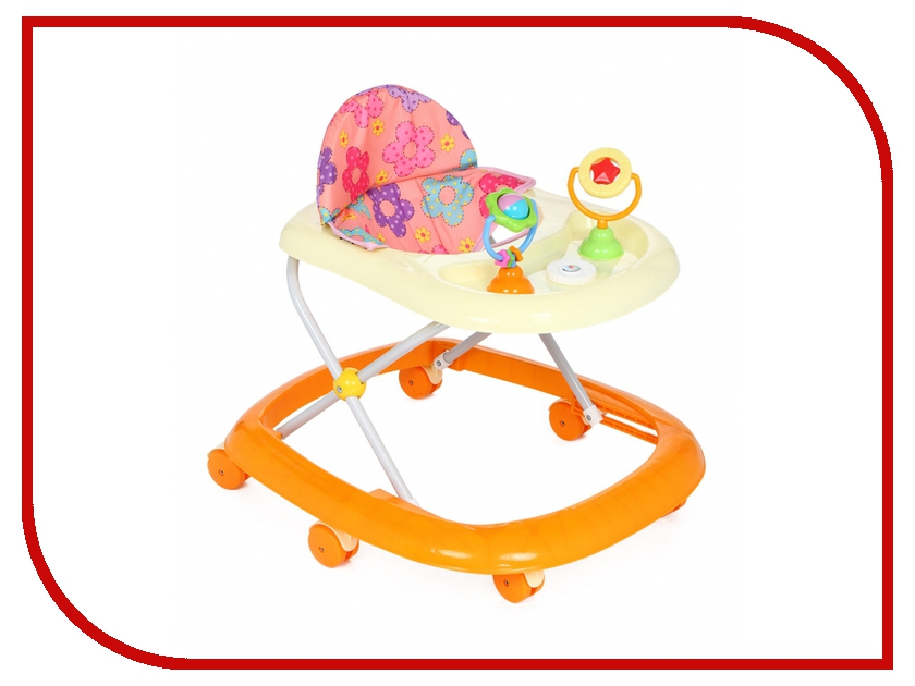 все цены на  Ходунки Kids-Glory FL-619 Orange  онлайн