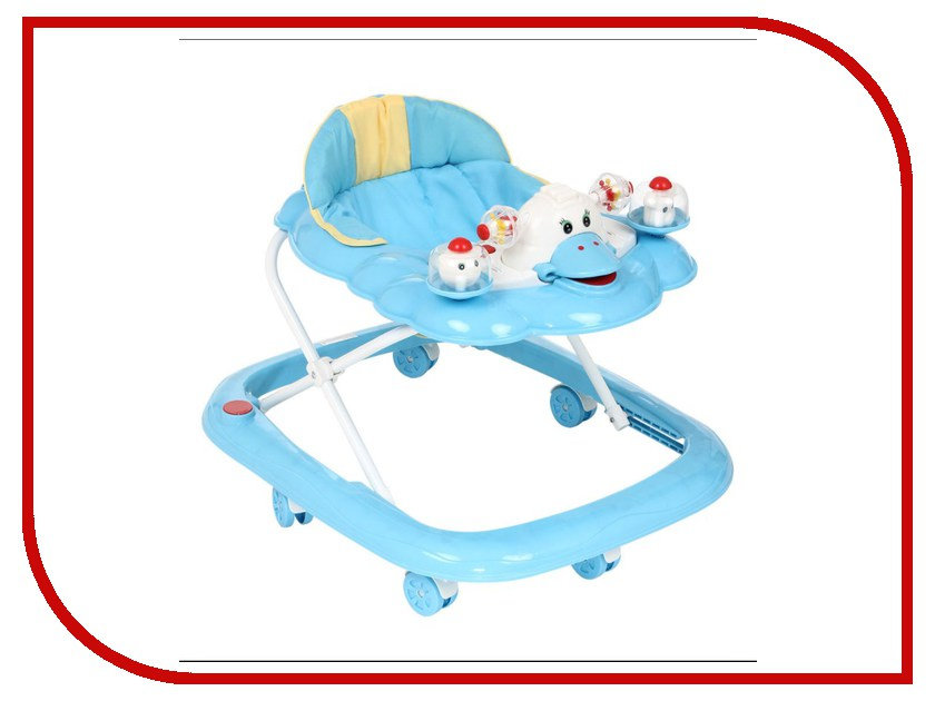Ходунки Kids-Glory SBL5301W light Blue