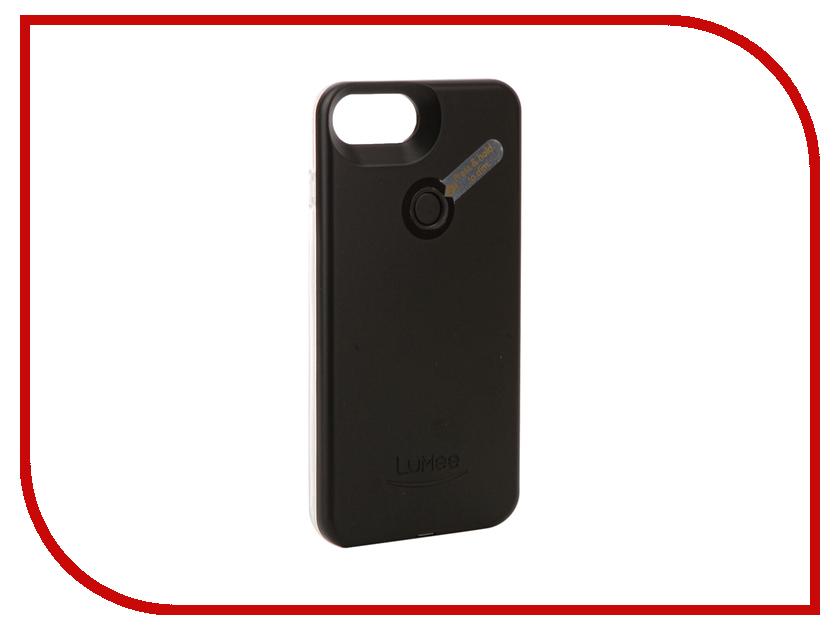 Аксессуар Чехол LuMee TWO для APPLE iPhone 7 Plus Black L2-IP7PLUS-BLK