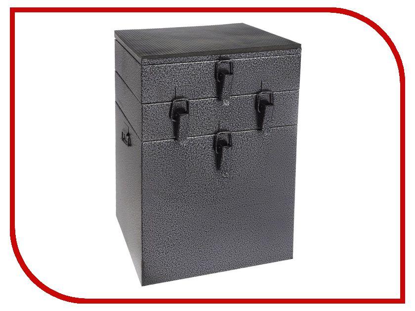 Ящик РОСТ 400х190х430 steel