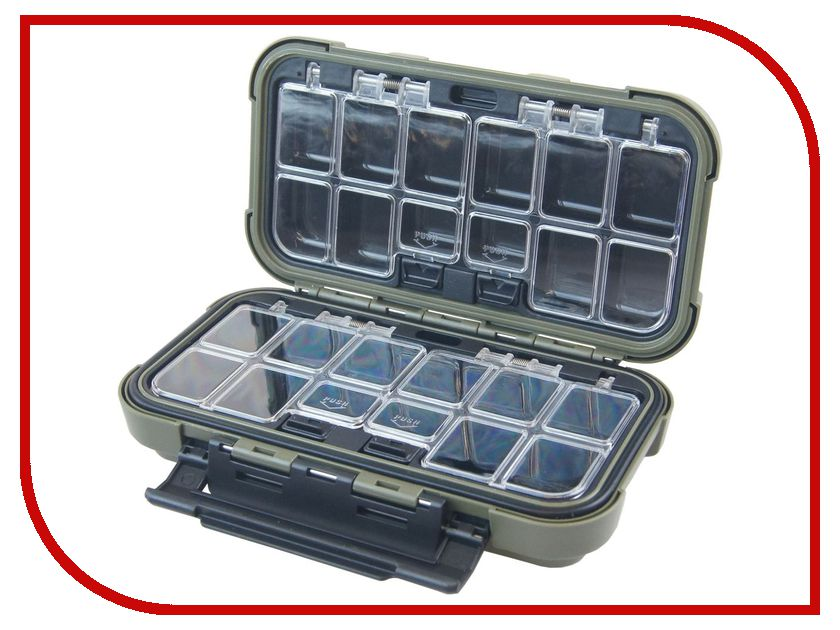 Аксессуар Коробка SPRO Strategy Hardcase Accessory Tacklebox L strategy