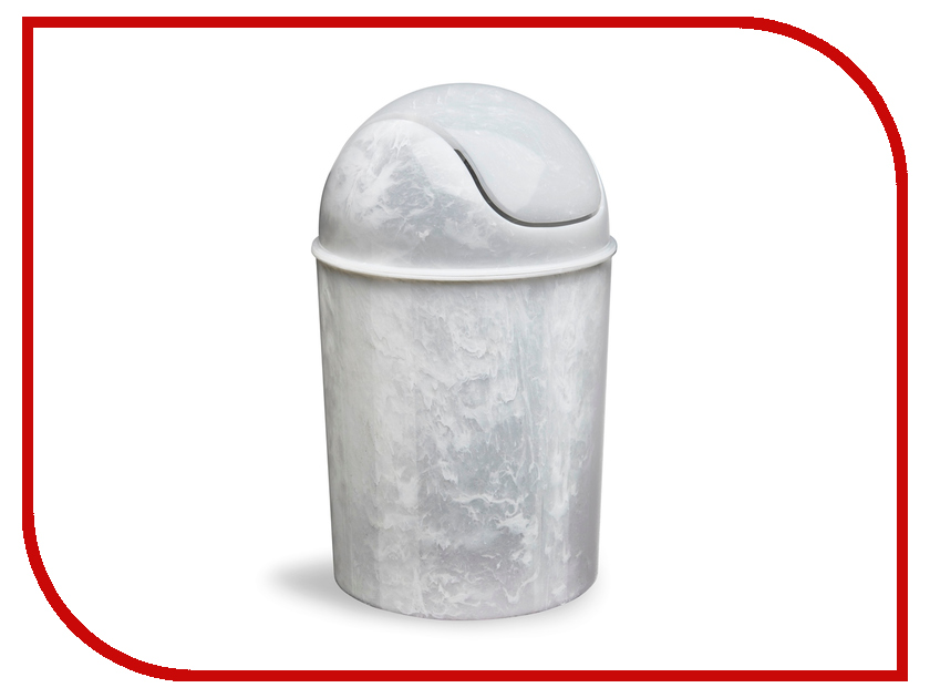 Корзина для мусора с крышкой Umbra Mini Onyx 086701-1066 umbra шкатулка terrace