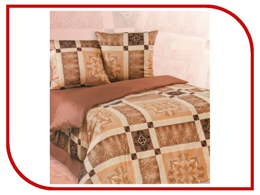 Постельное белье Экзотика Фелина Комплект 2 спальный Поплин