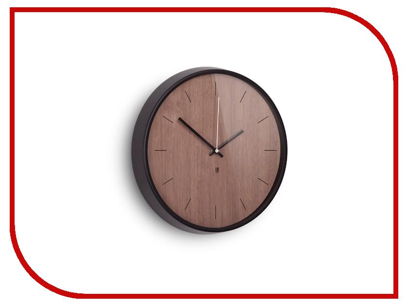 Часы Umbra Madera 118413-048 umbra подставка под горячее umbra pila 330718 392 crdc kta