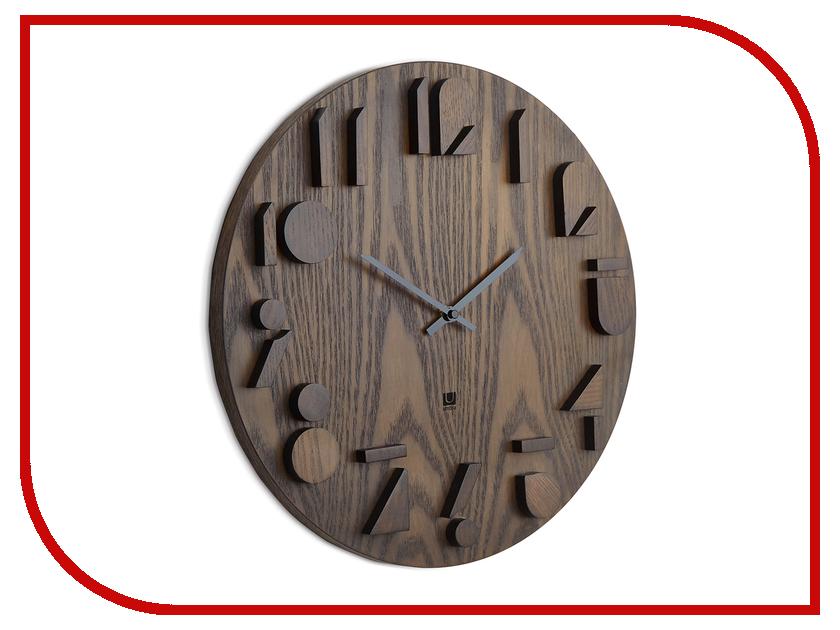 Часы Umbra Shadow Nut 118080-746