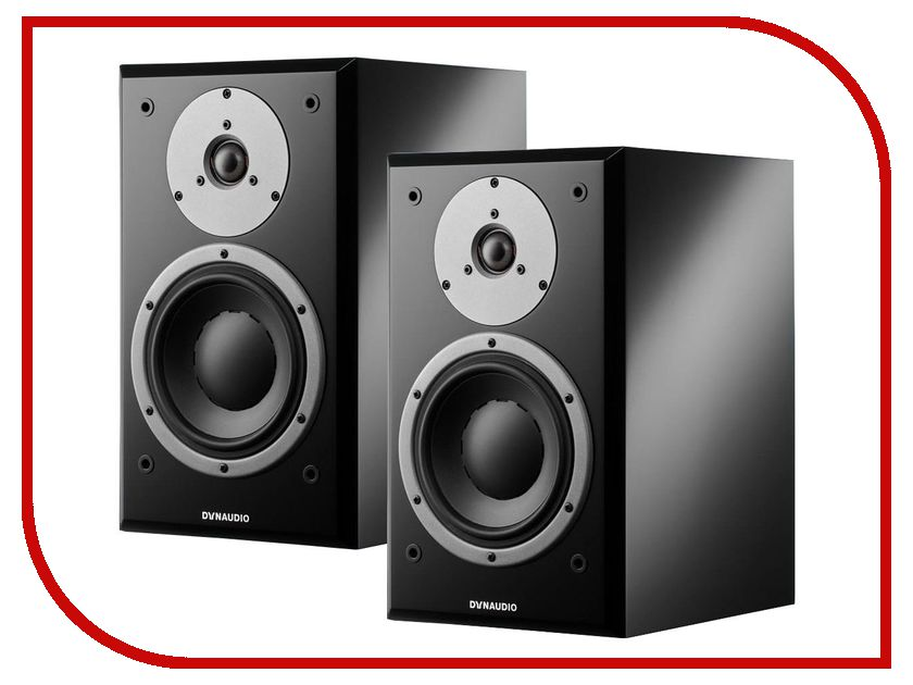 Колонки Dynaudio Emit M20 Satin Black