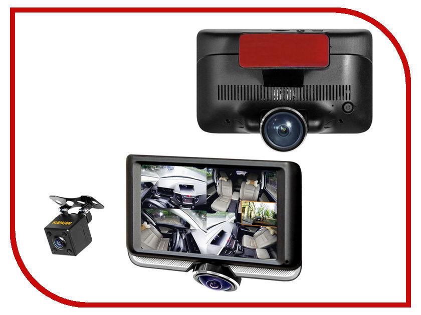 Видеорегистратор Каркам CarCam A360 видеорегистратор qstar mi7