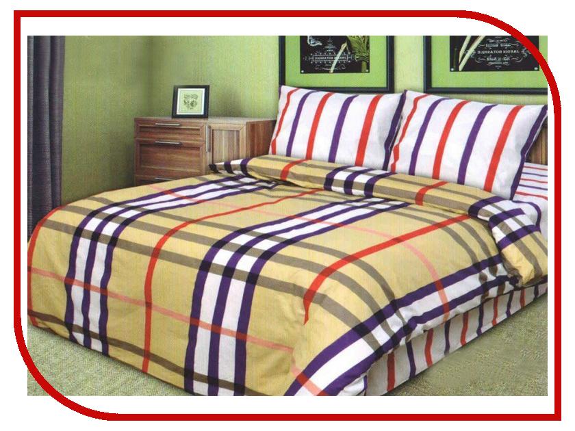 Постельное белье Valtery Бэрбери Бязь ГОСТ Комплект 2 спальный
