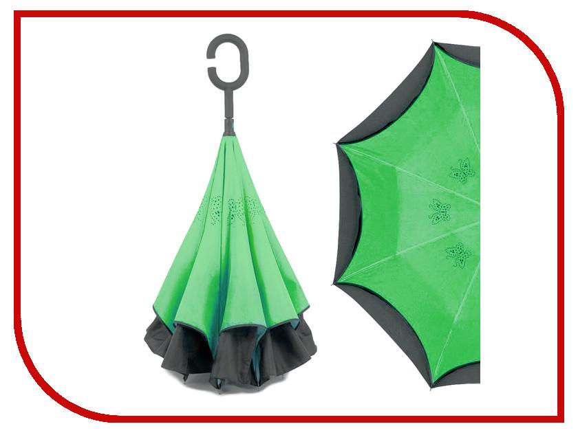 Зонт Зонт Наоборот Butterfly Green