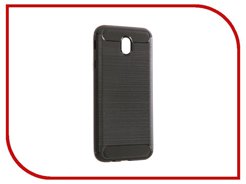 Аксессуар Чехол Samsung SM-J730F Galaxy J7 2017 Zibelino Cover Back Elegant Black ZCBE-SAM-J730F-BLK