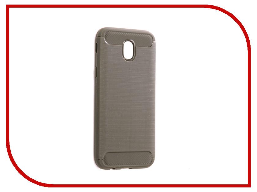 Аксессуар Чехол Samsung SM-J530F Galaxy J5 2017 Zibelino Cover Back Elegant Grey ZCBE-SAM-J530F-GRY