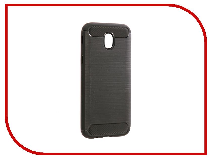 Аксессуар Чехол Samsung SM-J530F Galaxy J5 2017 Zibelino Cover Back Elegant Black ZCBE-SAM-J530F-BLK