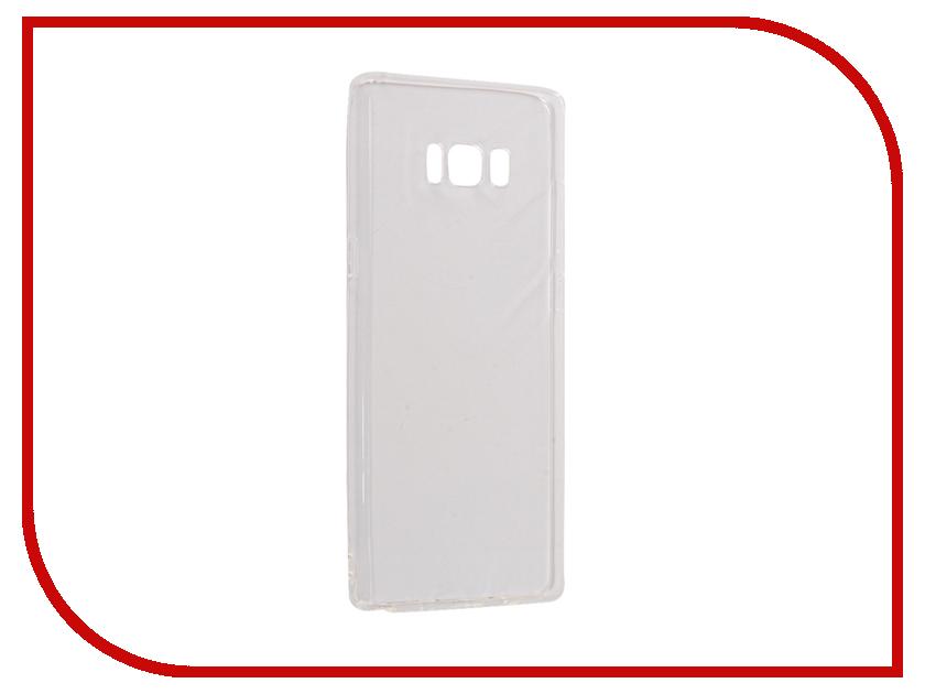 Аксессуар Чехол Samsung Galaxy Note 8 Zibelino Ultra Thin Case White ZUTC-SAM-NOTE8-WHT аксессуар чехол xiaomi redmi note 3 pro zibelino ultra thin case white zutc xmi rdm not3 pro wht