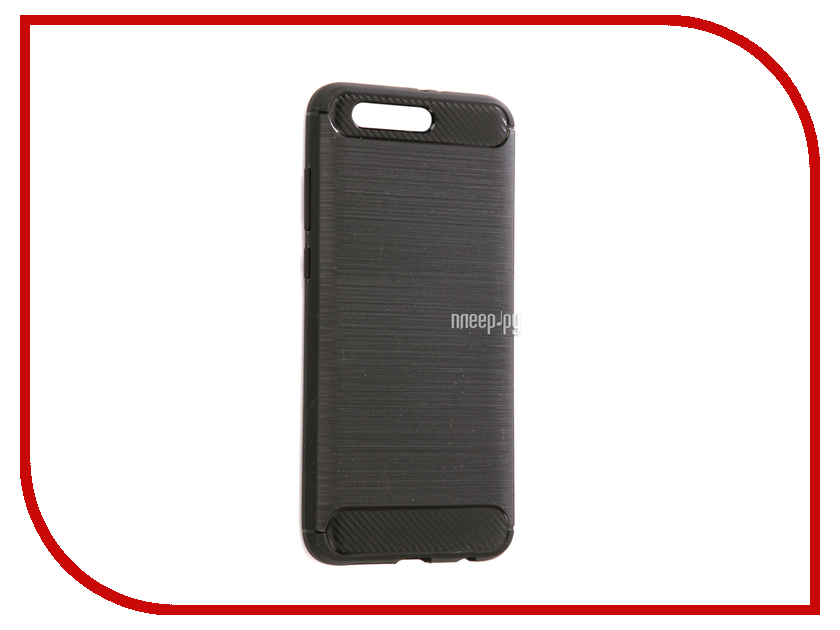 Аксессуар Чехол Huawei Honor 9 Zibelino Cover Back Elegant Black ZCBE-HUA-HON9-BLK