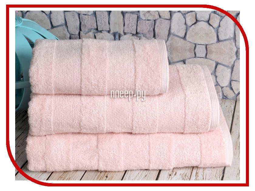 Полотенце Irya Nova Somon 70x130 Light Pink
