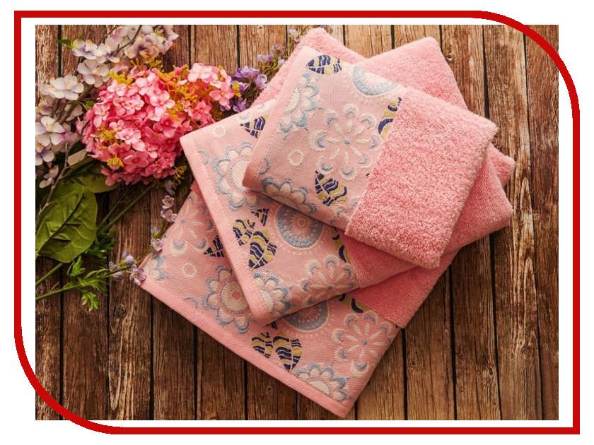 Полотенце Irya Mabella Pembe 50x90 Pink