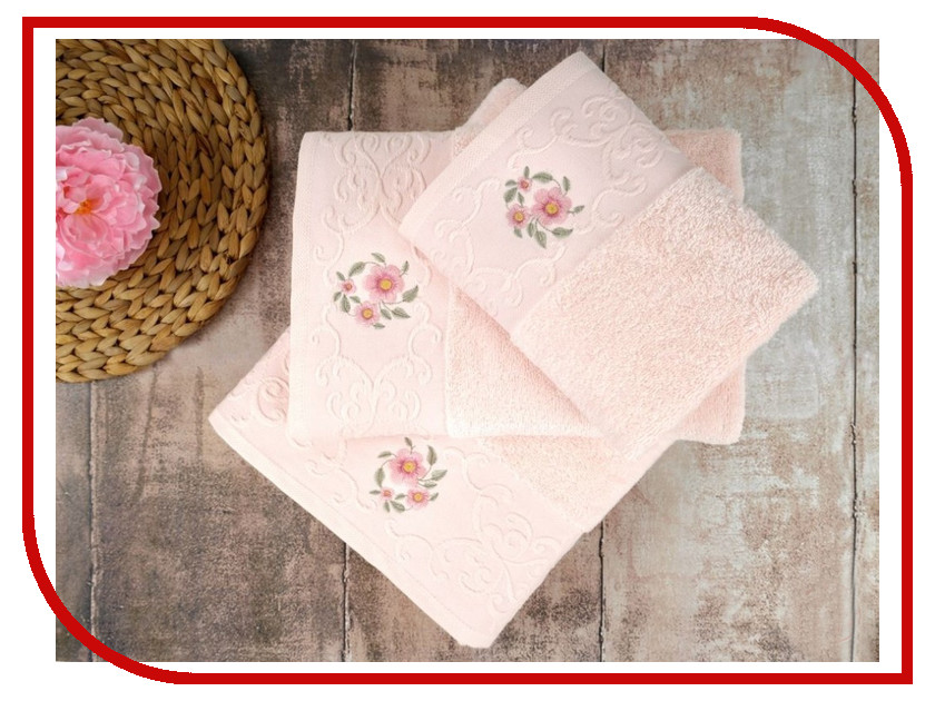 Полотенце Irya Loya 50x90 Pink