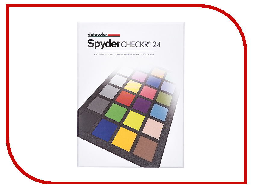 Калибратор Datacolor SpyderCheckr SCK200