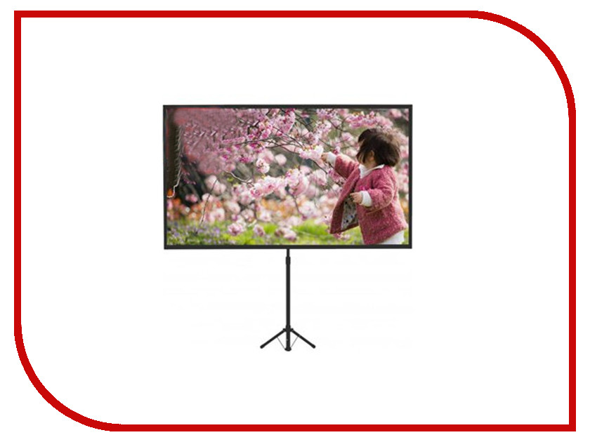 Экран Sakura Cinema 180x180cm TriScreen White SCPST-180x180