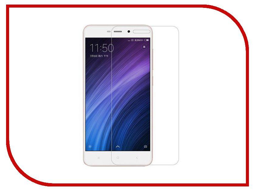 Аксессуар Защитное стекло Xiaomi Redmi 4A InterStep IS-TG-XIAREDM4A 000B202