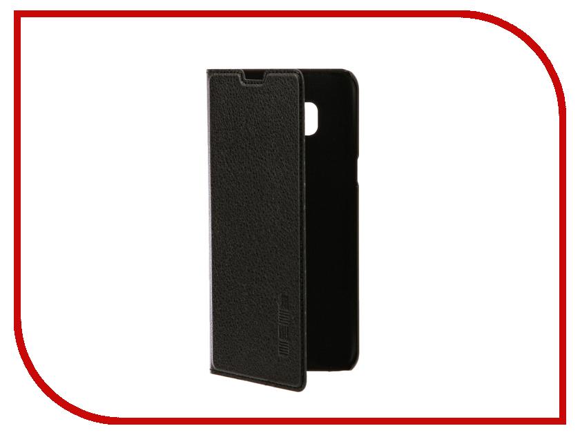 все цены на  Аксессуар Чехол Samsung Galaxy S8+ InterStep Is Vibe Black HVB-SAGAS8PK-NP1101O-K100  онлайн