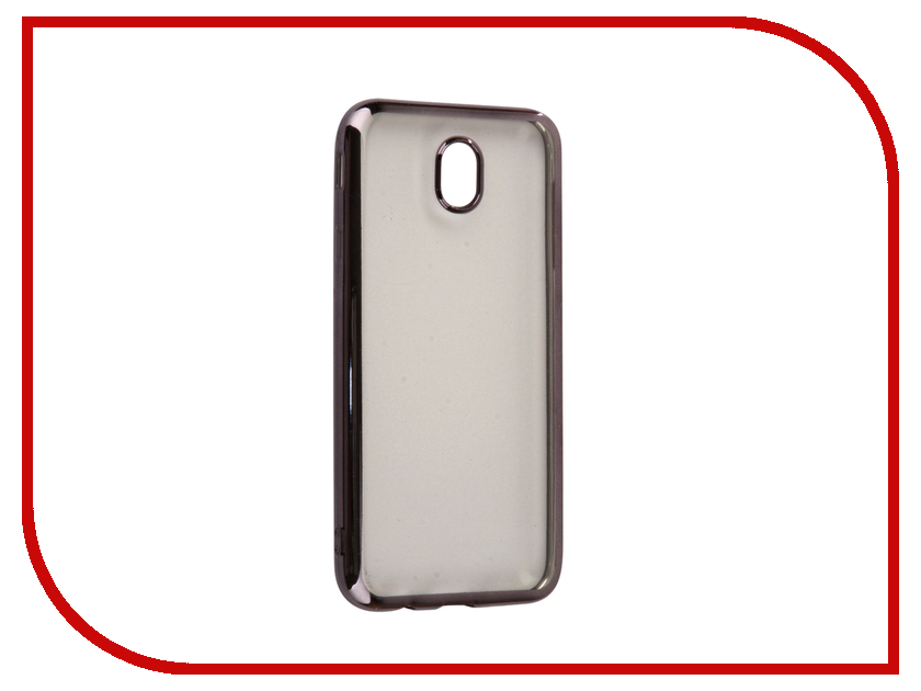 все цены на  Аксессуар Чехол Samsung Galaxy J7 2017 InterStep Is Frame Black HFR-SAGJ717K-NP1101O-K100  онлайн