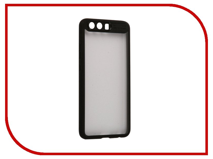 Аксессуар Чехол Huawei P10 InterStep Is Pure Case Black HPU-HW00P10K-NP1101O-K100 аксессуар чехол lg x style interstep is slender transparent hsd lg000xsk np1101o k100