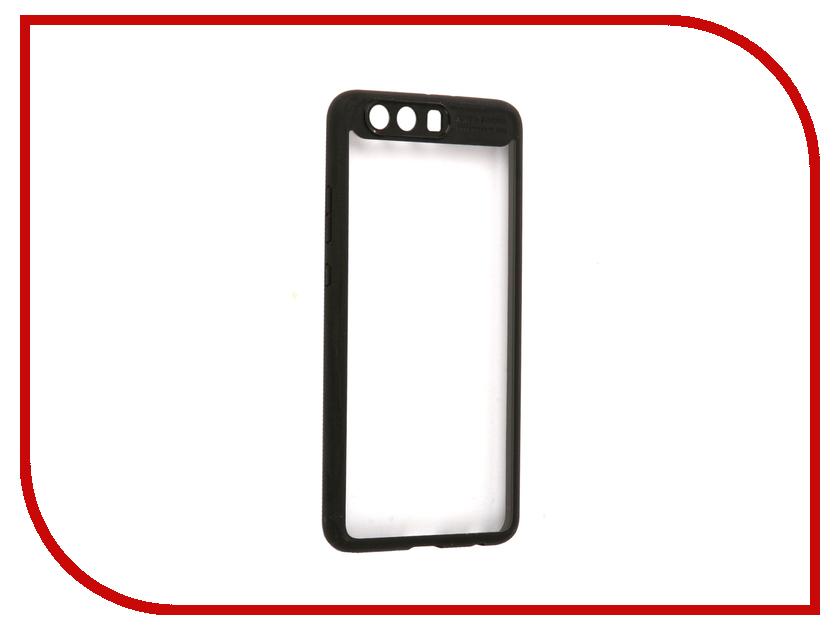 Аксессуар Чехол Huawei P10 InterStep Is Pure Case Plus Black HPU-HW0P10PK-NP1101O-K100 беспроводная акустика interstep sbs 150 funnybunny blue is ls sbs150blu 000b201