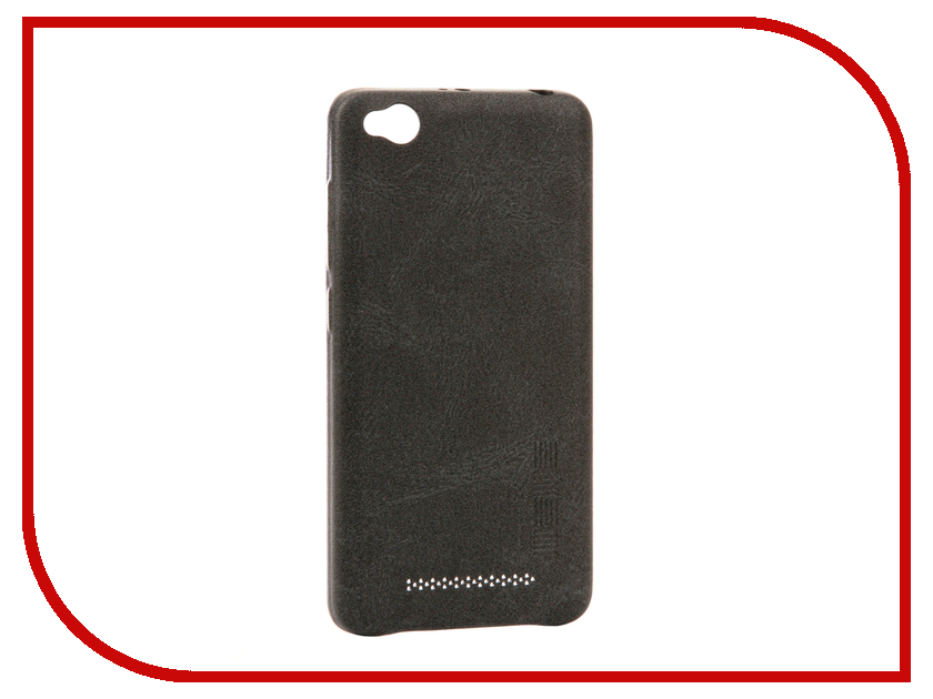 Аксессуар Чехол Xiaomi Redmi 4A InterStep Is Silk Case Grey HSI-XIRM04AK-NP1101O-K100 interstep is crab чехол для xiaomi redmi note 4 black