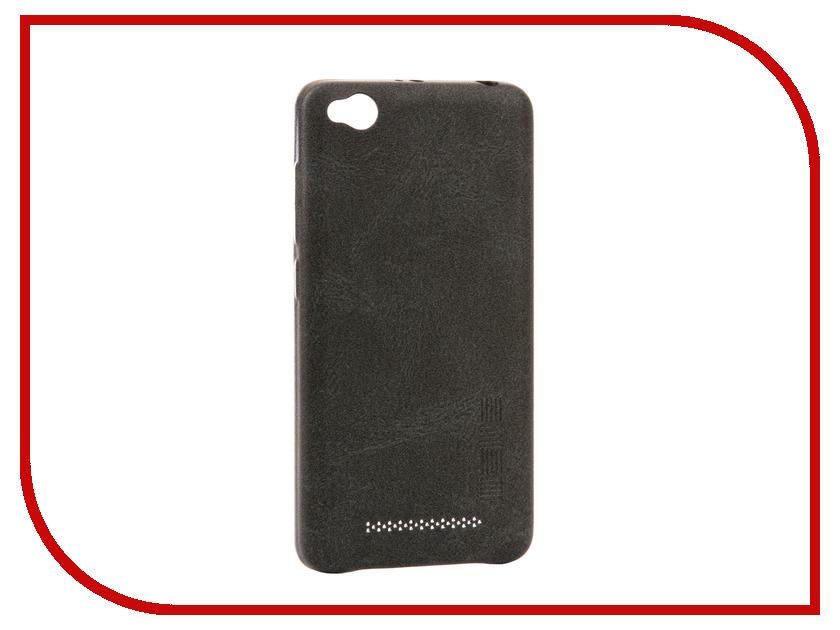 Аксессуар Чехол Xiaomi Redmi 4A InterStep Is Silk Case Grey HSI-XIRM04AK-NP1101O-K100 аксессуар чехол xiaomi redmi 4x interstep is slender transparent hsd xirm04xk np1100o k100