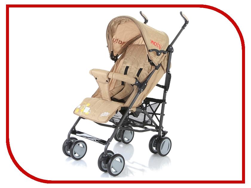 Коляска Baby Care In City Beige baby city