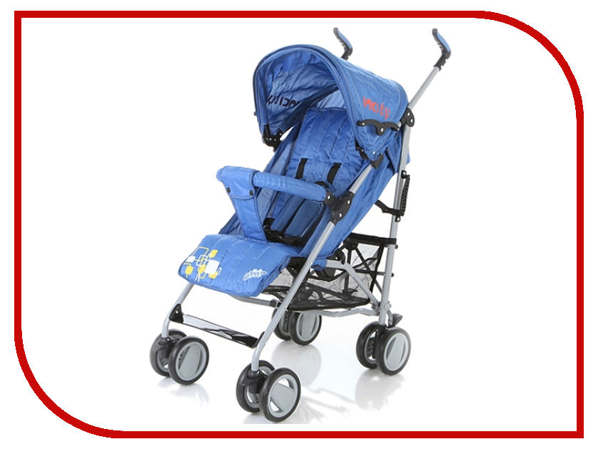 Коляска Baby Care In City Blue