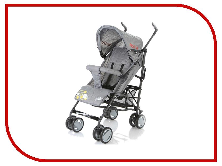 Коляска Baby Care In City Grey коляска baby care baby care коляска для двойни tandem brown grey