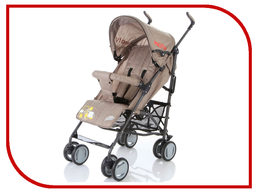 Коляска Baby Care In City Khaki