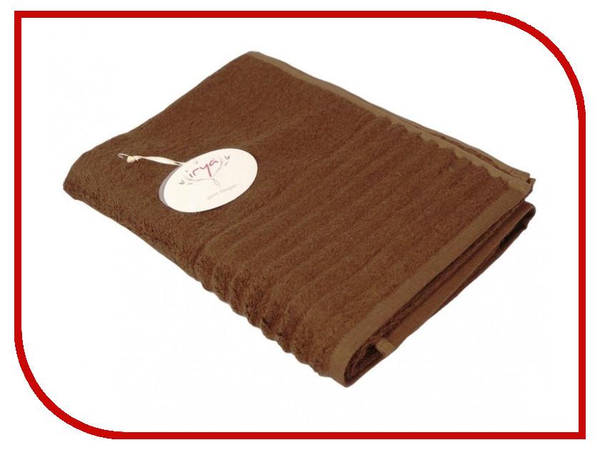 Полотенце Irya Wella Kahve 50x90 Dark Brown